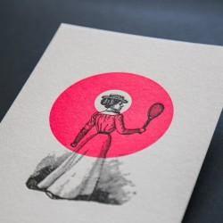 Carte Madame - Impression...